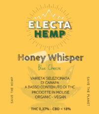 honey whisper cbd canapa light cannabis