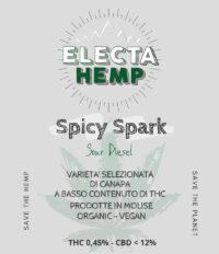 spicy spark cbd canapa light cannabis