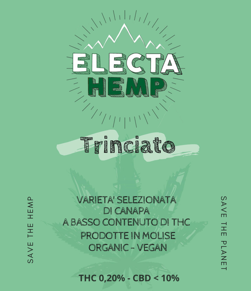 trinciato cbd canapa light cannabis