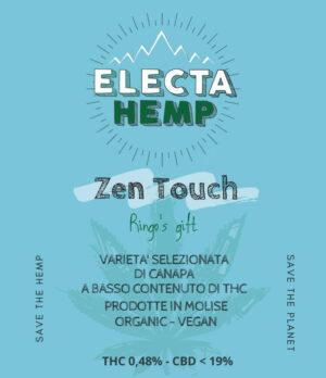 zen touch cbd canapa light cannabis