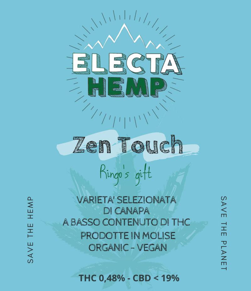 zeb touch cbd marijuana